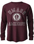 University of Massachusetts - Amherst Watch Hill Waffle Long Sleeve T-Shirt