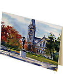 University of Massachusetts - Amherst Notecards 10-Pack
