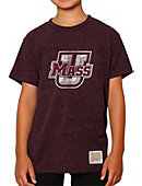 University of Massachusetts - Amherst Toddler Tri-Blend T-Shirt