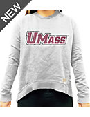 University of Massachusetts - Amherst Minutemen Women's Crewneck Sweatshirt