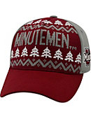 University of Massachusetts - Amherst Minutemen Christmas Cap