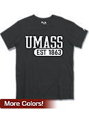 University of Massachusetts - Amherst Athletic Fit T-Shirt