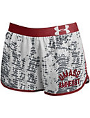 University of Massachusetts - Amherst Women's Performance Shorts