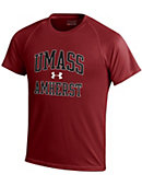 University of Massachusetts - Amherst Youth Nu-Tech Performance T-Shirt