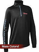 University of Massachusetts - Amherst Youth 1/4 Zip Performance Top