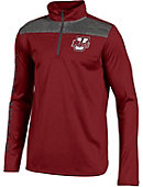 University of Massachusetts - Amherst Minutemen Youth 1/4 Zip Tech Fleece