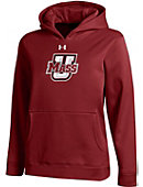 University of Massachusetts - Amherst Minutemen Performance Youth Hooded Sweatshirt