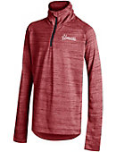 Under Armour University of Massachusetts - Amherst Girl's Youth 1/2 Zip Sweater
