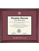 Bay Path University 8'' x 10'' Classic Diploma Frame