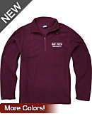 Bay Path University 1/4 Zip Polar Fleece