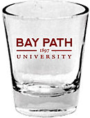 Bay Path University 1.5 oz. Collector's Glass