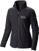 Bay Path University Women's Full-Zip Give & Go Jacket