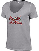Bay Path University Women's V-Neck T-Shirt