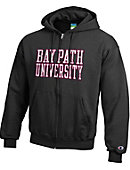 Bay Path University Full-Zip Hooded Sweatshirt