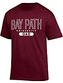 Bay Path University Dad T-Shirt