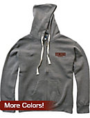 Bay Path University Women's Full-Zip Hooded Sweatshirt
