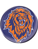 Lincoln University Lions 3 in. Magnet Button