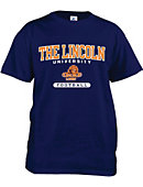 Lincoln University Football T-Shirt