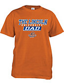 Lincoln University Dad T-Shirt