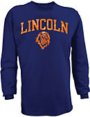 Lincoln University Lions Long Sleeve T-Shirt