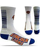 Lincoln University Lions Crew Socks