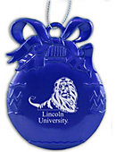 Lincoln University Lions Ornament