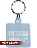 Lincoln University Keychain