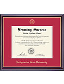 Bridgewater State University 8'' x 10'' Windsor Diploma Frame