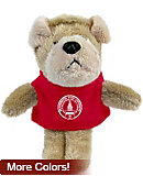 Bridgewater State University Plush Magnet