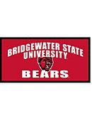 Bridgewater State University Bears 18''x36'' Banner