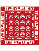 Bridgewater State University Bears 22' Bandanna