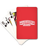 Bridgewater State University Bears Playing Cards