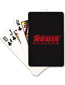 Regis College Playing Cards