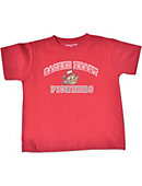 Sacred Heart University Toddler Short Sleeve T-Shirt