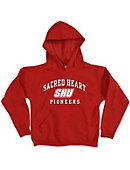 Sacred Heart University Pioneers Toddler Hooded Sweatshirt