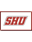 Sacred Heart University 2.2''x3.6'' Dome Magnet