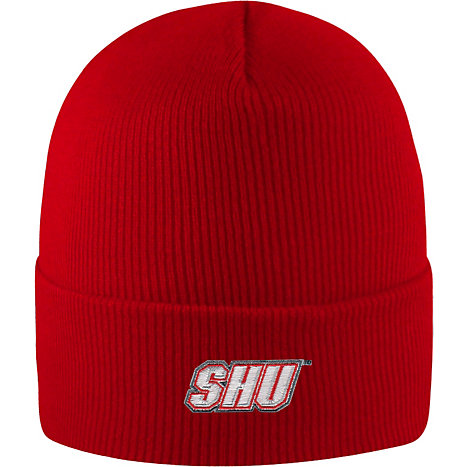 Product: Sacred Heart University Knit Hat