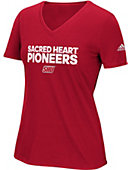 Sacred Heart University Women's Ultimate Athletic Fit Short Sleeve T-Shirt