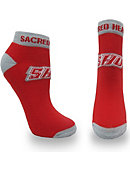 Sacred Heart University Lowcut Socks