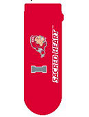 Sacred Heart University Women's No Show Socks