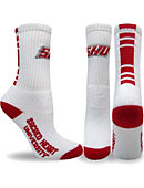 Sacred Heart University Crew Socks