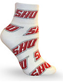 Sacred Heart University Pioneers Socks
