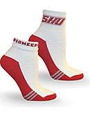 Sacred Heart University Pioneers Fliptop Socks