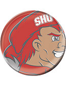 Sacred Heart University Pioneers 3 in. Magnet Button