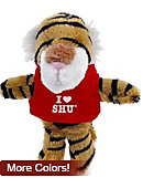 Sacred Heart University I Love SHU Plush Magnet
