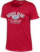 Sacred Heart University Football Women's T-Shirt