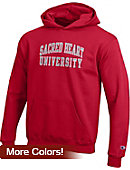Sacred Heart University Youth Hooded Sweatshirt