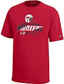 Sacred Heart University Pioneers Football Youth T-Shirt
