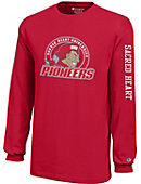 Sacred Heart University Pioneers Youth Long Sleeve T-Shirt