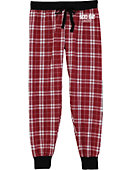 Sacred Heart University Women's Flannel Jogger Pants